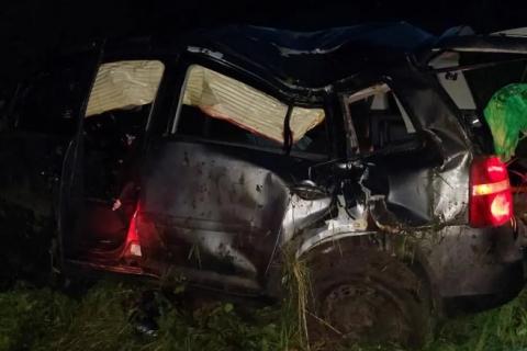 Пьяный патрульный совершил смертельное ДТП в Винницкой области