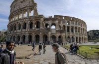 Італія планує відновити роботу головних визначних пам'яток у травні
