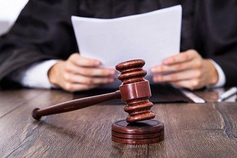 Пойманного на взятке зампрокурора Винницкой области суд поместил под круглосуточный домашний арест