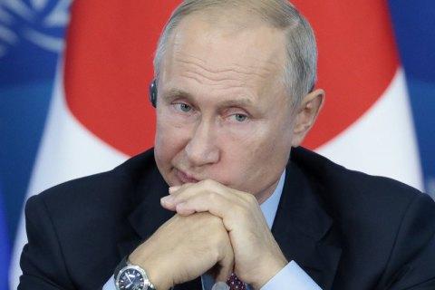 """Путин заговорил об """"общем гражданстве"""" для Украины и России"""