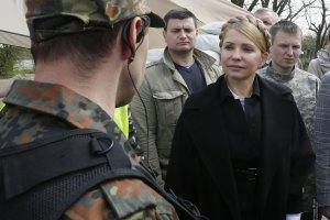 Тимошенко хоче підписати протокол взаєморозуміння з донецькими сепаратистами
