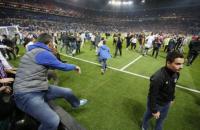 """У Ліоні фанати """"Бешикташа"""" влаштували бійку перед матчем 1/4 фіналу ЛЄ"""