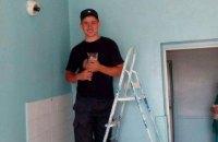 Спасатели вытащили котенка из вентиляционной шахты больницы в Боярке