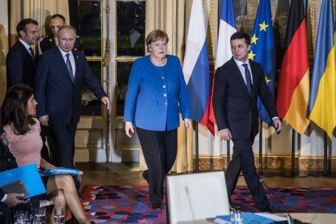 Україна визначила три наступні ділянки відведення військ, - Зеленський у телефонній розмові з Меркель