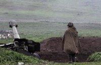 Трамп, Путін та Макрон закликали припинити бойові дії в Нагірному Карабасі