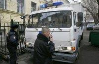 Один з підозрюваних у справі Нємцова підірвав себе гранатою