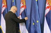 Сербія: тест на Крим