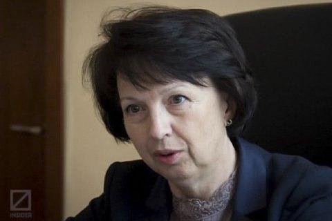 Комісія знайшла 33 невідповідності в роботі директорки Національного інституту раку