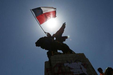 В Чили с помощью референдума отменили конституцию времен Пиночета