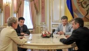 Україна, Росія й ОБСЄ досягли порозуміння щодо мирного плану Порошенка