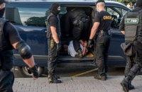 Від початку протестів у Білорусі затримали понад 10 тисяч осіб, - Латушко