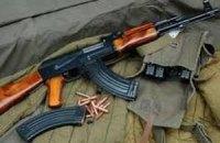 У Луганській області затримано людей зі зброєю, викраденою зі СБУ