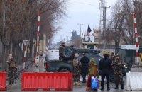 В разных городах Афганистана за последние сутки произошло четыре теракта