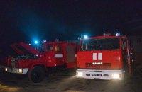 При пожаре в Золотоноше погиб 5-летний ребенок