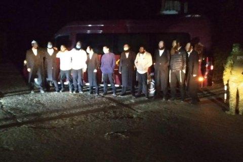 На Одещині затримали групу хасидів, які намагалися перетнути кордон в обхід пунктів пропуску
