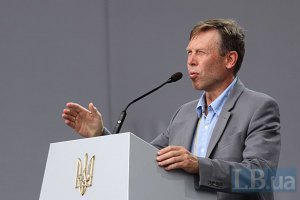 """Соболєв: Коаліції """"Батьківщини"""" та Партії регіонів не буде"""