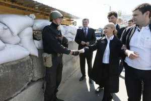 Тимошенко повідомила про 10 тисяч добровольців у Русі опору