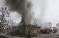 """""""Азов"""" опублікував відео наслідків обстрілу терористами Маріуполя (не для людей зі слабкими нервами)"""