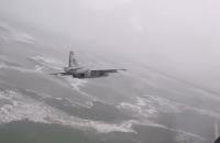 Льотчики ЗСУ провели навчання над Азовським морем