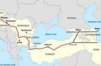 """Азербайджан і Болгарія реанімують проект газопроводу """"Набукко"""""""