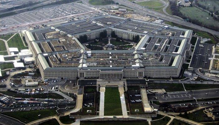 Штаб-квартира Министерства обороны США Пентагон