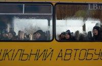 В Сумах ввели бесплатный проезд для школьников всех классов