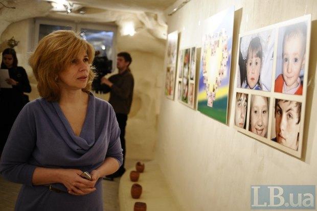 Ольга Богомолец призналась, что помнит поименно всех героев своих фотографий