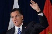 Ромні розповів про плани щодо Ірану та Сирії