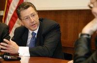 Курт Волкер: «Ціль США -  досягти повного відновлення суверенітету та територіальної цілісності України»