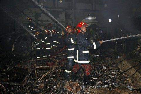 В столице Бангладеш в результате пожара погибли не менее 70 человек