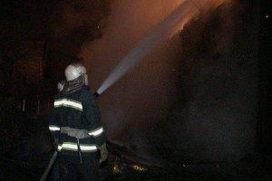 У Києві стався вибух у дев'ятиповерхівці