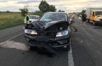 На Закарпатье замначальника облуправления ГФС насмерть сбил рабочего дорожной службы