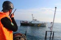 Пограничники подключились к охране правопорядка в Одессе