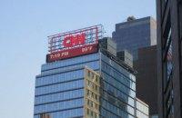 Офис CNN эвакуировали из-за сообщения о взрывчатке