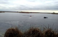 Понад 50 українців загинули на водоймах у січні