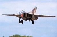 Сирійське телебачення заявило про втрату МіГ-23