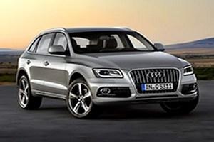 Audi показал новый кроссовер Q5