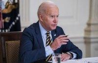 Байден: Україна може вступити до НАТО, коли подолає корупцію