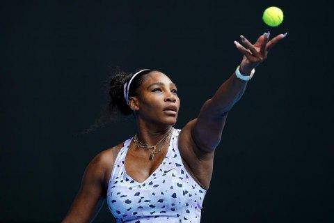 Серені Вільямс підкорилося феноменальне досягнення Australian Open