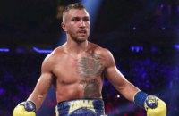Ломаченко приховав інформацію, що перед боєм з Лопесом у нього відколовся хрящ плеча