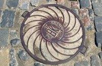 В Черкассах установят канализационные люки с гербом города