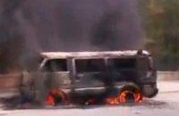 У передмісті Дамаска вибухнув замінований автомобіль