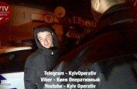 Экс-главу харьковской полиции задержали в Киеве за пьяное вождение (обновлено)