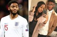 """Футболист сборной Англии был освистан на """"Уэмбли"""" своими болельщиками на глазах у жены и сына"""