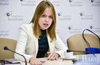 Ясько заявила про реєстрацію законопроєктів про санкції та політику невизнання