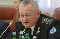 Міноборони домовилося з РФ про виведення з Криму українських військових