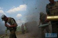 Двое военных ранены в результате боя у Смелого в Луганской области