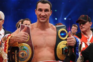 Кличко увійшов до рейтингу нудних боксерів за версією HBO