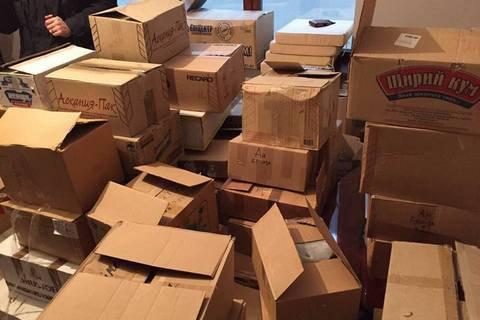 Силовики викрили велику схему контрабанди продуктів в ОРДЛО