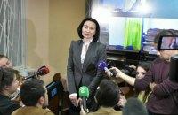 Голова ВАКС визнала, що була на одній вечірці з підозрюваним суддею Вовком